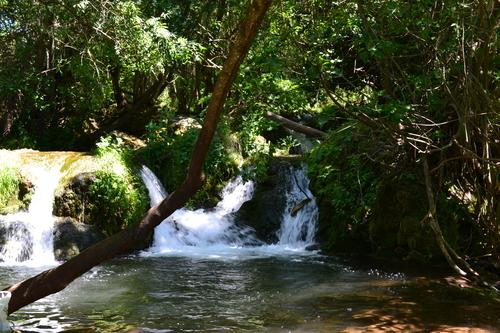 Cascadas del Huesna