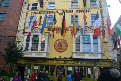 Zona del Temple Bar