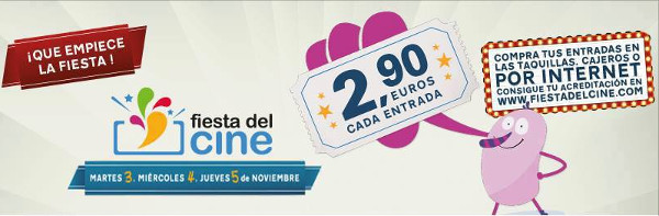 Fiesta del cine 2015 (II)