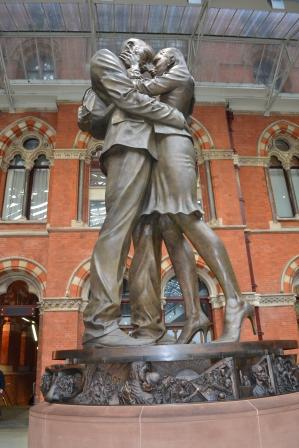 Monumento en St. Pancras