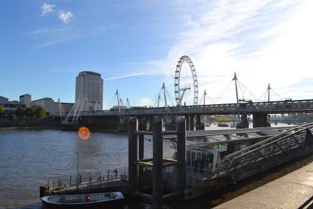 Vista de Londres desde Embankment