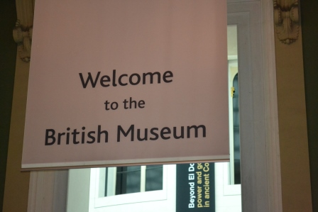 Welcome to the Brtish Museum
