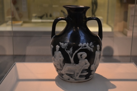 Jarrón Portland del siglo I a.C