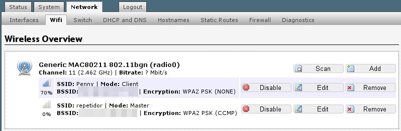 Router TL-WR841ND en modo repetidor con OpenWrt | Cógeme la