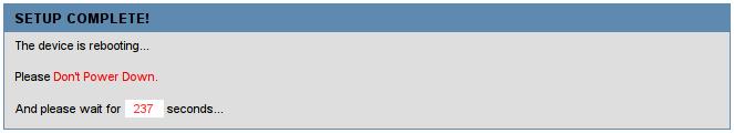 Actualización del firmware oficial del ASL-26555